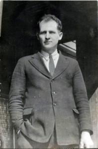 George H. Strausser (ca 1925)
