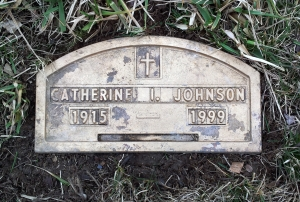 Catherine I Johnson