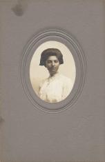 Mary Yearts - c1910